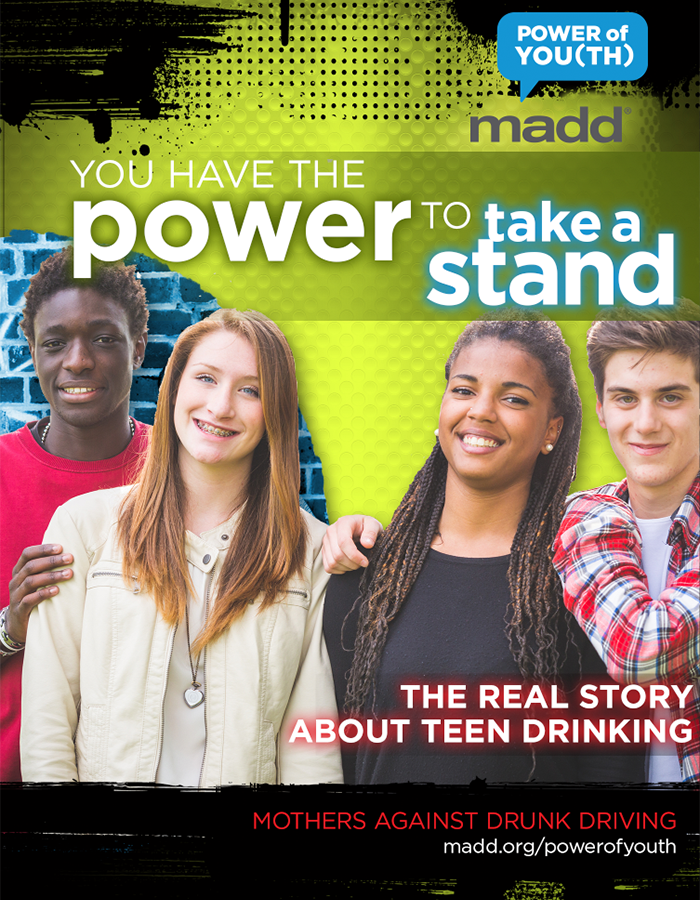 Teenagers and Alcohol: A Tale of Teenage Drinking & Driving